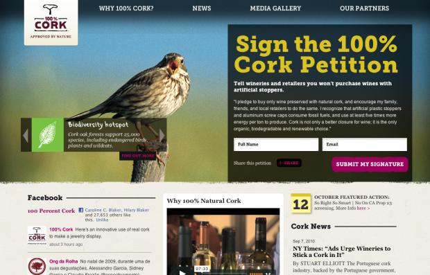 We built an award-winning website Image