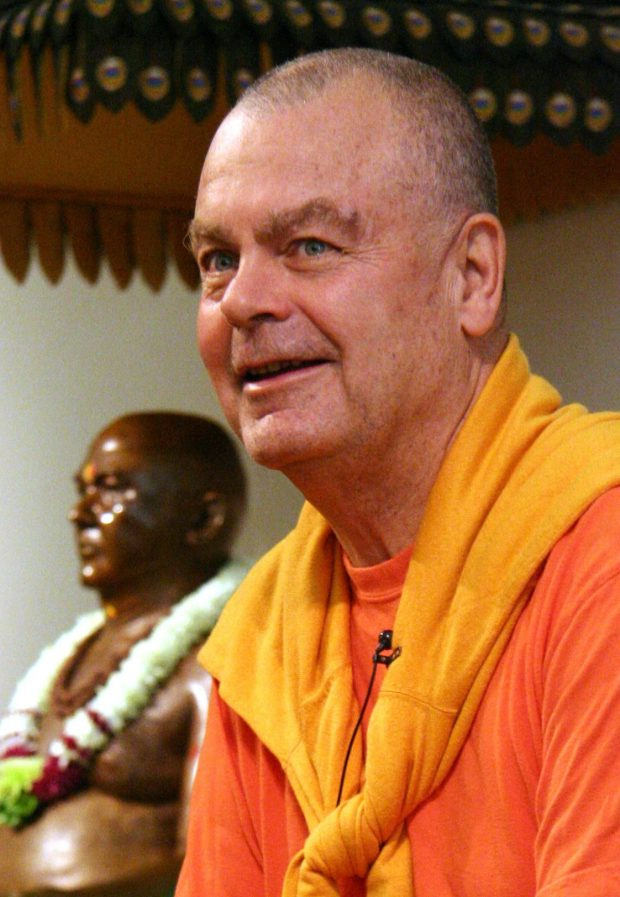 Swami Chetanananda to give Breath of Life talk in Albuquerque NM Image
