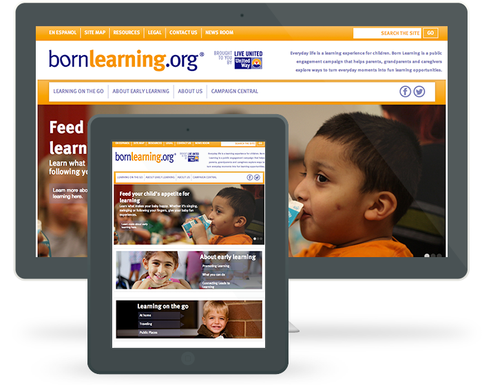 BornLearning.org - Membership Website on Multiple devices 0