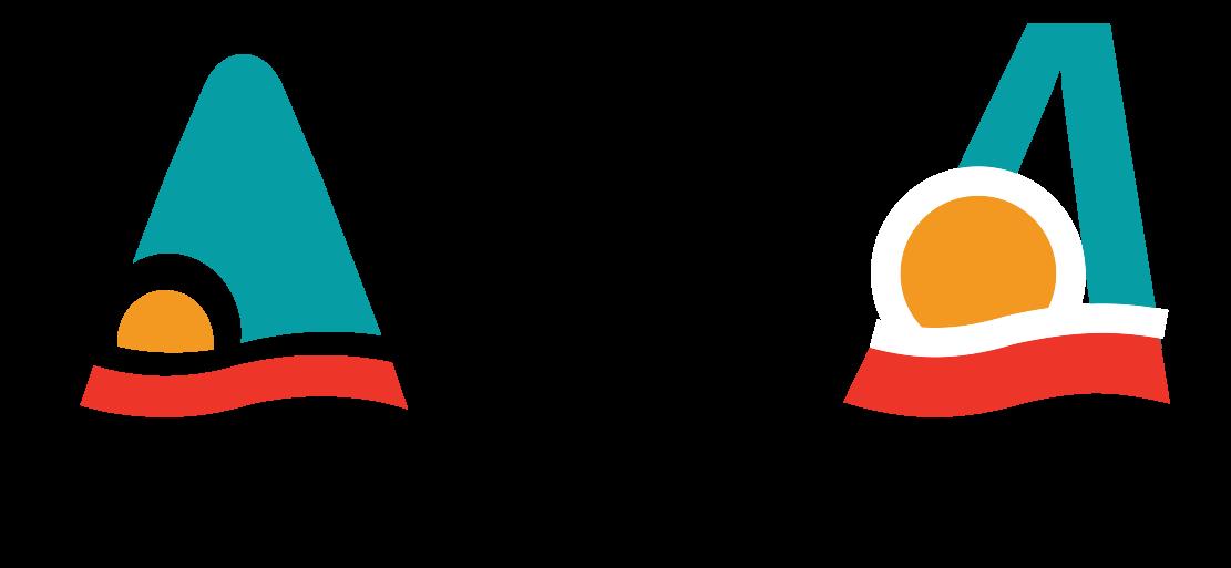 Aquarian Web Studio Logo Process